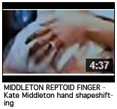 MIDDLETON REPTOID FINGER